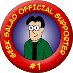 Geek Salad supporter